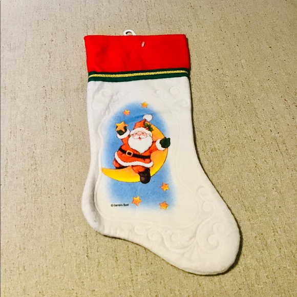 "Santa's Other - Santa's Best 15"" Holiday Stocking"